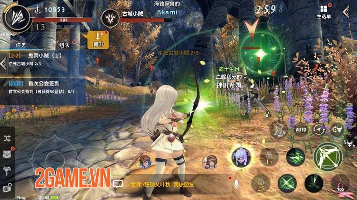 Game nhập vai thế giới mở Aura Kingdom 2 Mobile sắp ra mắt bản quốc tế 0