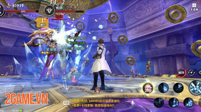Game nhập vai thế giới mở Aura Kingdom 2 Mobile sắp ra mắt bản quốc tế 2