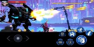 Cyber Fighters – Game ARPG chặt chém có đồ họa cyperpunk đáng kinh ngạc