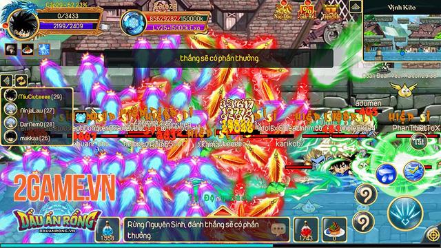 Game thủ Việt khen chê gì về game hot Dấu Ấn Rồng Mobile 1