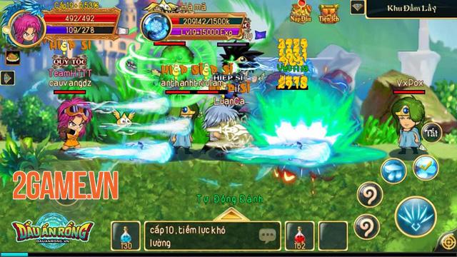 Game thủ Việt khen chê gì về game hot Dấu Ấn Rồng Mobile 0
