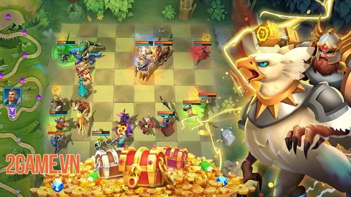 Top 8 game chiến thuật cho phép bạn tương tác sâu trong trận đấu 2