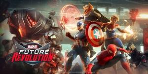 Marvel Future Revolution – Game nhập vai thế giới mở có quy mô lớn nhất về vũ trụ Marvel