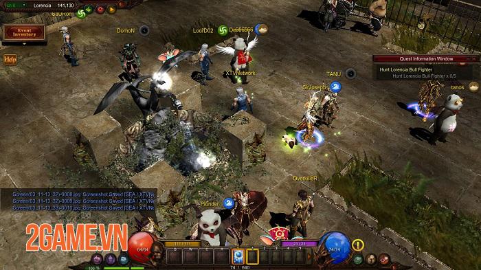 Playpark MU Online thu hút đông đảo game thủ Việt 5