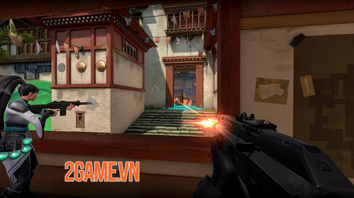 Riot Games xác nhận sắp phát hành tựa game bắn súng chiến thuật Valorant 0