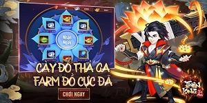 Game Thiên Long Tam Quốc cho phép dân cày sống khỏe đua TOP tẹt ga