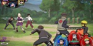 Naruto x Boruto Ninja Tribes sử dụng các đoạn cắt cảnh như được lấy ra từ anime