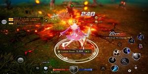 Bom tấn MMORPG xứ Hàn BLESS Mobile chính thức OBT có hỗ trợ tiếng Anh