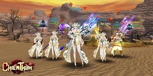 Tham gia sân chơi MMORPG đẳng cấp Chiến Thần 3D Mobile ngay hôm nay!