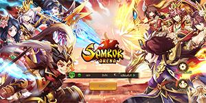 VNG ra mắt game mới Samkok Arena tại Thái Lan