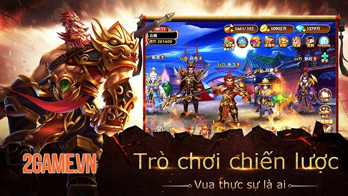 Lords Wrath cập bến Việt Nam lấy tên Toàn Dân Tam Quốc Mobile 0