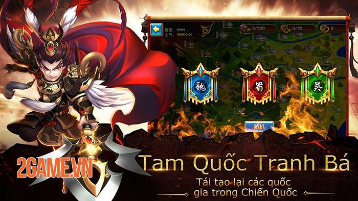 Lords Wrath cập bến Việt Nam lấy tên Toàn Dân Tam Quốc Mobile 1