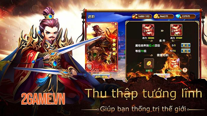 Lords Wrath cập bến Việt Nam lấy tên Toàn Dân Tam Quốc Mobile 2