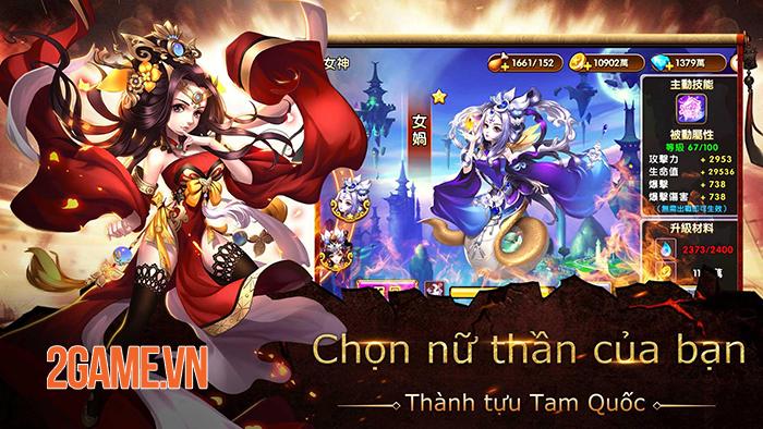 Lords Wrath cập bến Việt Nam lấy tên Toàn Dân Tam Quốc Mobile 3
