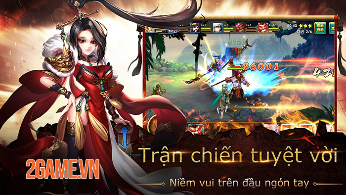 Lords Wrath cập bến Việt Nam lấy tên Toàn Dân Tam Quốc Mobile 4