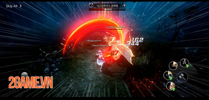 Trải nghiệm Bless Mobile: Không hổ danh là bom tấn Hàn Quốc được mong đợi nhất 5