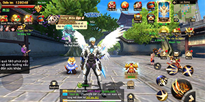 Tặng 888 giftcode game Chiến Thần 3D Funtap