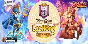 Tặng 500 giftcode Idol Tam Quốc