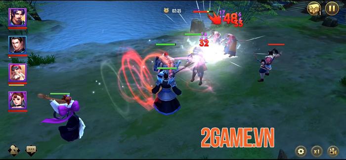 Reign of Three Kingdoms - Game thẻ tướng Tam Quốc cổ điển có nhiều yếu tố mới 1
