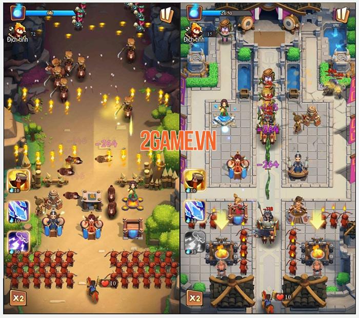 Thêm 14 game mobile mới cập bến làng game Việt dịp tháng 4 11