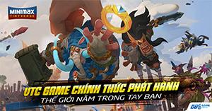 VTC Game ra mắt trang chủ game MINImax Tinyverse Mobile