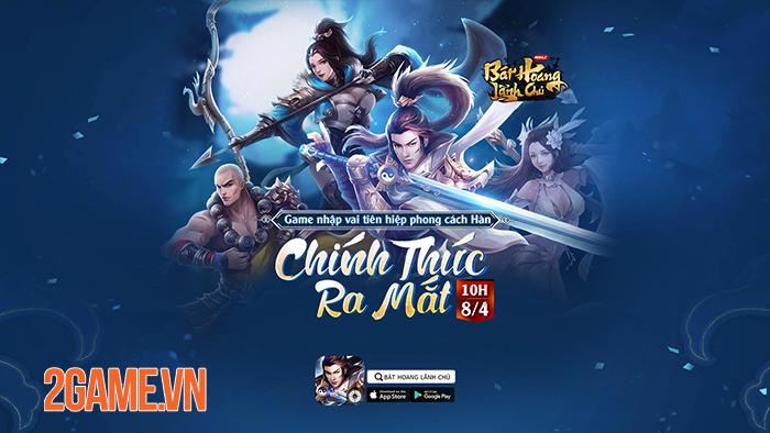 Tặng 777 giftcode game Bát Hoang Lãnh Chủ Mobile 0