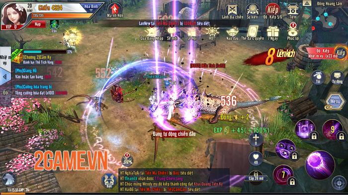 Chất chơi siêu phê của Bát Hoang Lãnh Chủ Mobile đúng là sinh ra để thành game bom tấn 0