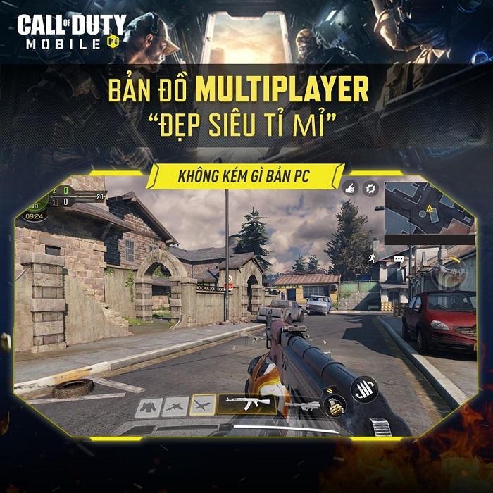 Game thủ Call of Duty: Mobile VN phấn khích khi sắp được chạm tay siêu phẩm 3