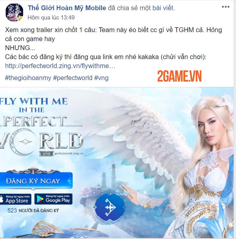 Chưa ra mắt Perfect World VNG đã nhận sự chỉ trích gay gắt về vấn đề Việt hóa 8