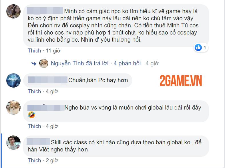 Chưa ra mắt Perfect World VNG đã nhận sự chỉ trích gay gắt về vấn đề Việt hóa 7
