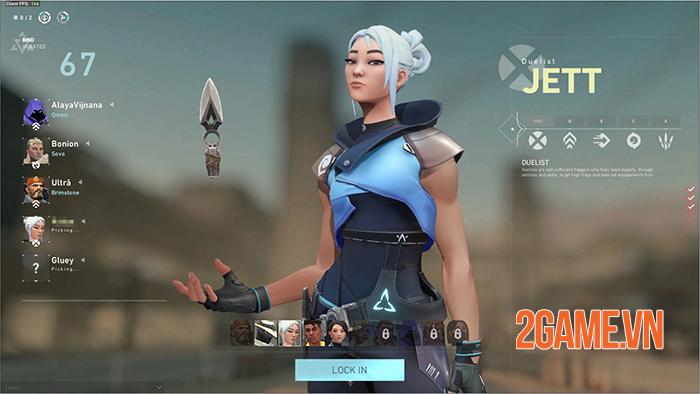 Khẽ chạm vào Valorant - Dự án game bắn súng quốc dân của Riot 5