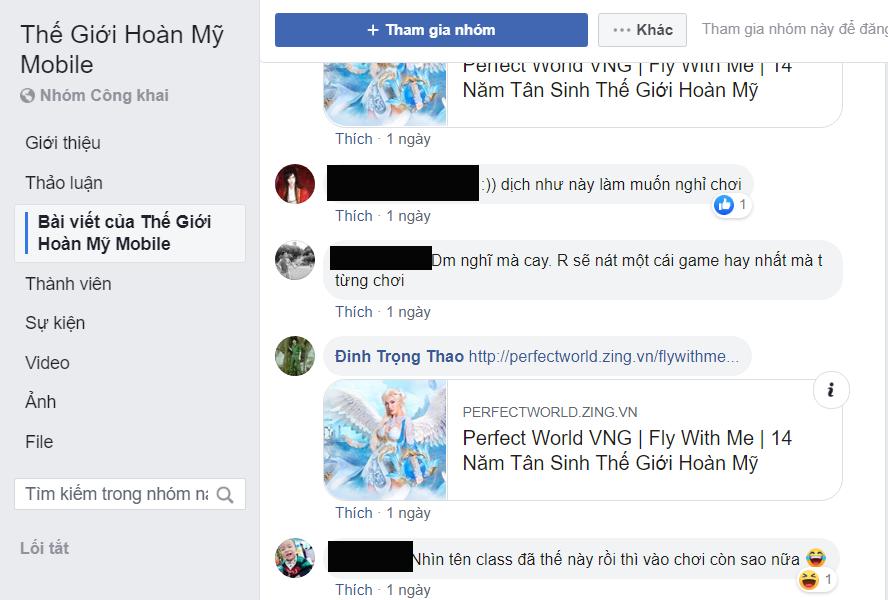 Chưa ra mắt Perfect World VNG đã nhận sự chỉ trích gay gắt về vấn đề Việt hóa 4