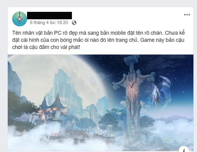 Chưa ra mắt Perfect World VNG đã nhận sự chỉ trích gay gắt về vấn đề Việt hóa 5