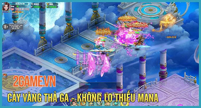 Tặng 555 giftcode game Tru Tiên H5 1