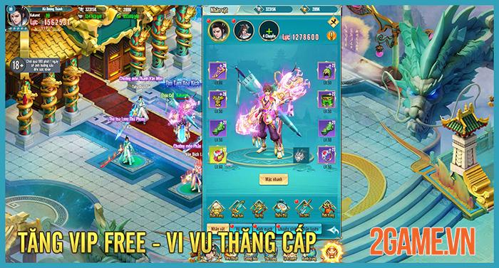 Tặng 555 giftcode game Tru Tiên H5 0