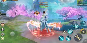 Ngạo Kiếm 3D Funtap áp dụng phong cách PK như game MOBA