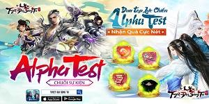 Tuyệt Đại Song Tu Mobile chào đón Alpha Test cùng chuỗi sự kiện và quà tặng siêu chất