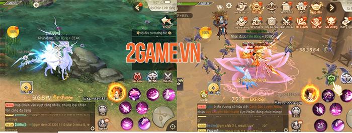 Thêm 14 game mobile mới cập bến làng game Việt dịp tháng 4 1
