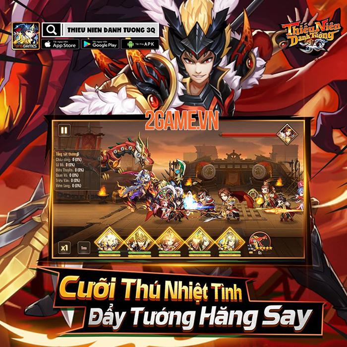 Thêm 14 game mobile mới cập bến làng game Việt dịp tháng 4 13