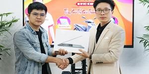 Giang Hồ Chi Mộng trao tặng loạt quà khủng khi kết thúc chuỗi sự kiện ra mắt