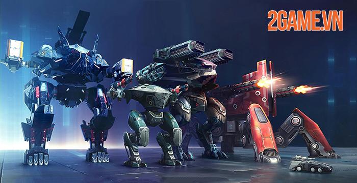Cảm nhận game War Robots: Cuộc chiến của những chiến binh giáp sắt mạnh mẽ 0