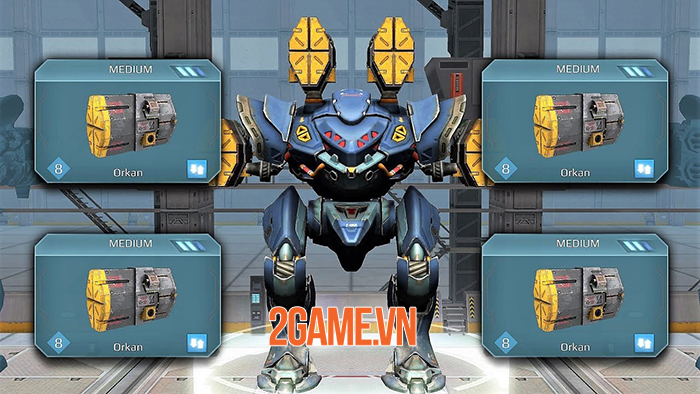 Cảm nhận game War Robots: Cuộc chiến của những chiến binh giáp sắt mạnh mẽ 6