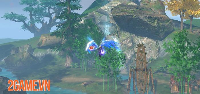 Lối chơi của Perfect World VNG dù quen thuộc nhưng đầy sáng tạo 2