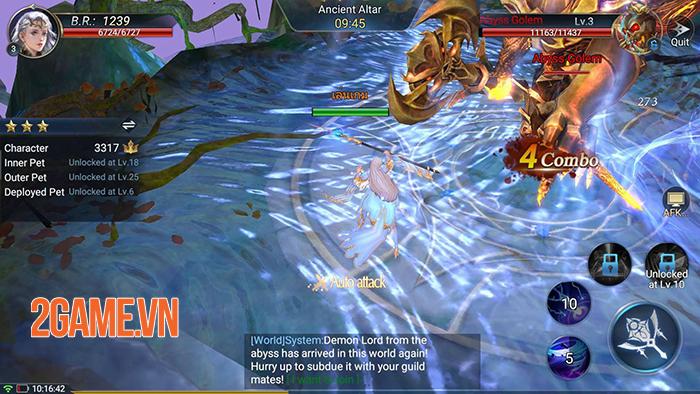 Era of Dragon Trainer - MMORPG 3D cho phép cưỡi Rồng chiến đấu 3