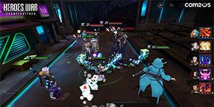 Heroes War: Counterattack sắp ra mắt phiên bản tiếng Việt