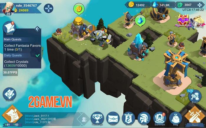 Freesky Legacy - Game chiến thuật phong cách steampunk mới mẻ 0