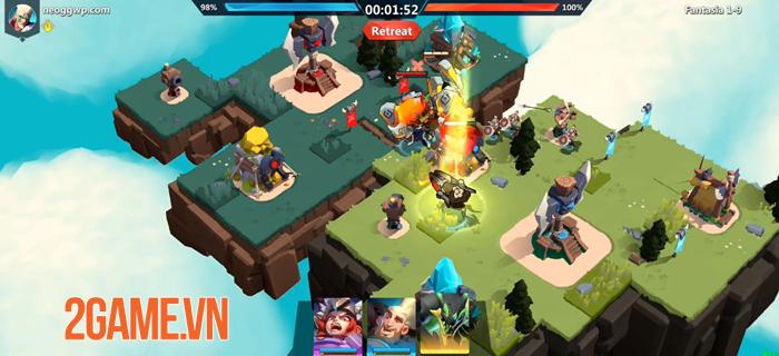 Freesky Legacy - Game chiến thuật phong cách steampunk mới mẻ 1
