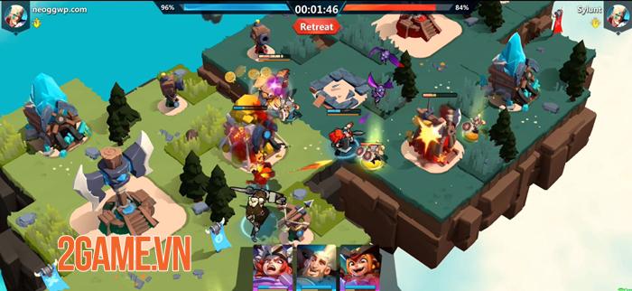 Freesky Legacy - Game chiến thuật phong cách steampunk mới mẻ 3