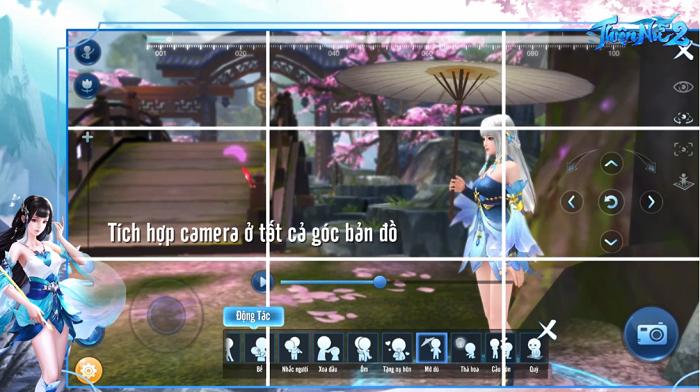 Thiện Nữ 2 - Cú nổ lớn đầy bất ngờ từ đồ họa đến gameplay 5