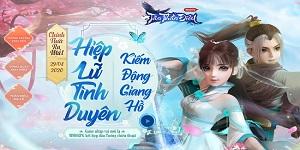 Game nhập vai mới lạ Tân Thần Điêu VNG chốt ngày ra mắt chính thức